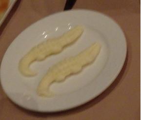 ワニバター